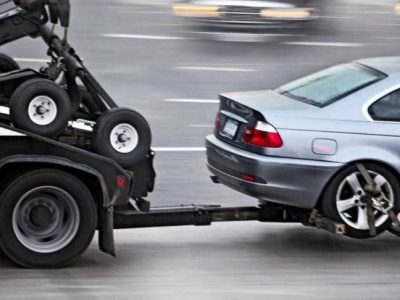 Towing Studio City - Wheel Lift Towing Services